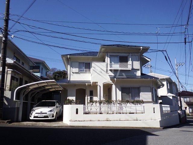 矢作町貸家外観写真
