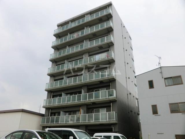 東川口弥生マンション外観写真