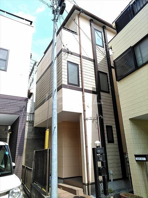 さいたま市浦和区神明2丁目住宅外観写真
