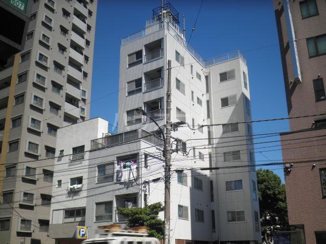 隅田川ロイヤルパレス外観写真