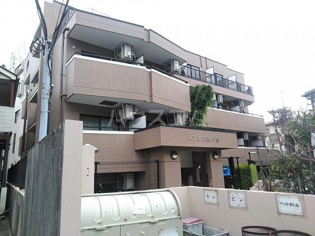 リブリ21梶ヶ谷外観写真