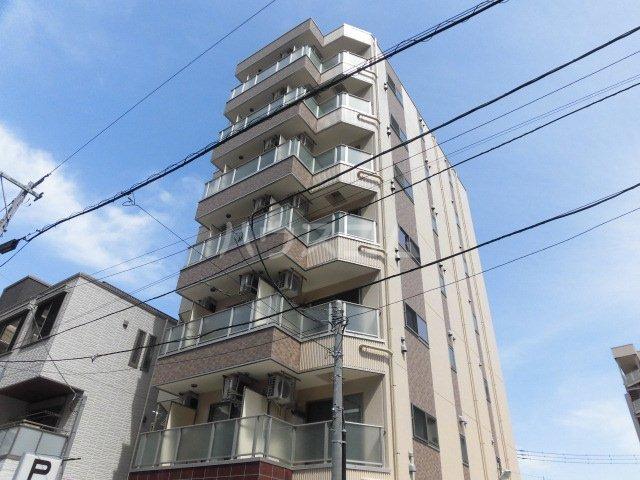 レジス立川曙町外観写真