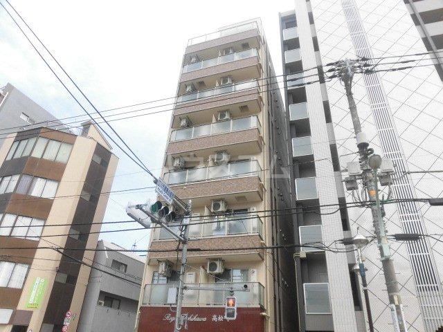 レジス立川高松町外観写真