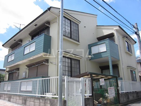 タウンハウス菊野台外観写真