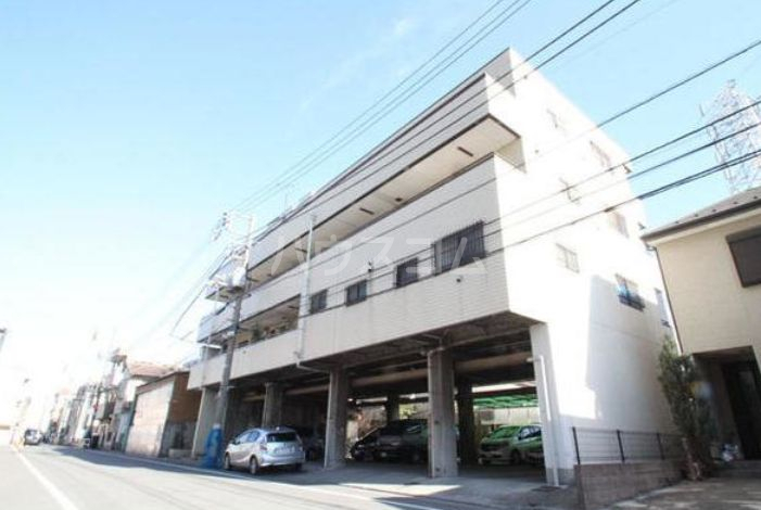 矢島マンション外観写真