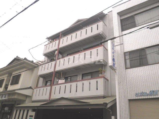 シャトー堺町外観写真