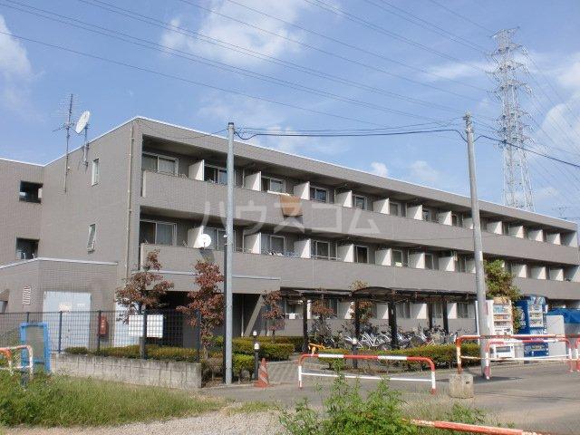 ファインコート北戸田外観写真