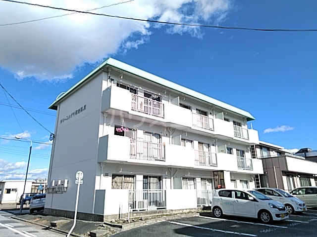 グリーンハイツ西岩田B棟外観写真