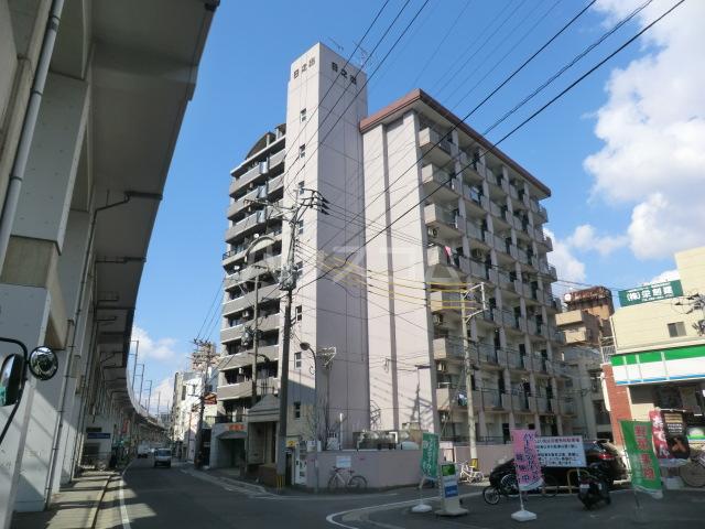 日之出ビル博多駅南外観写真