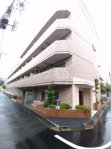スカイコート多摩川壱番館外観写真