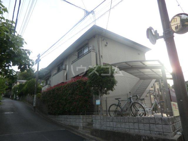 フラッツァ大倉山外観写真