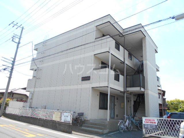 メルベーユ大倉山外観写真