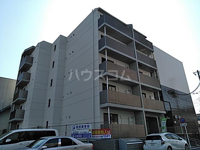 ファボリ・ド・アンソレイユ北新横浜外観写真