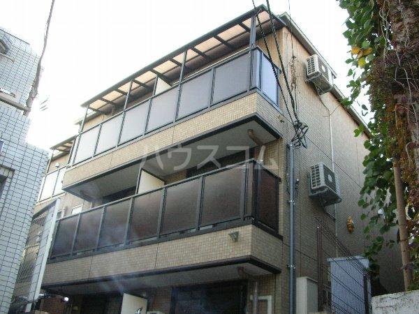 ソレイユ三宿外観写真
