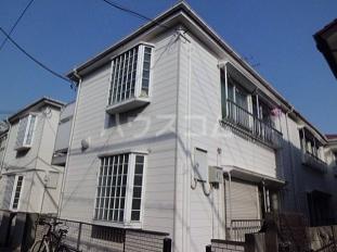 三軒茶屋アサカハイツA外観写真