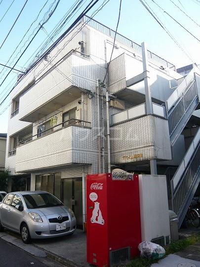 Tハイム西新宿外観写真