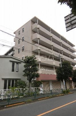 シティライブ多摩川外観写真