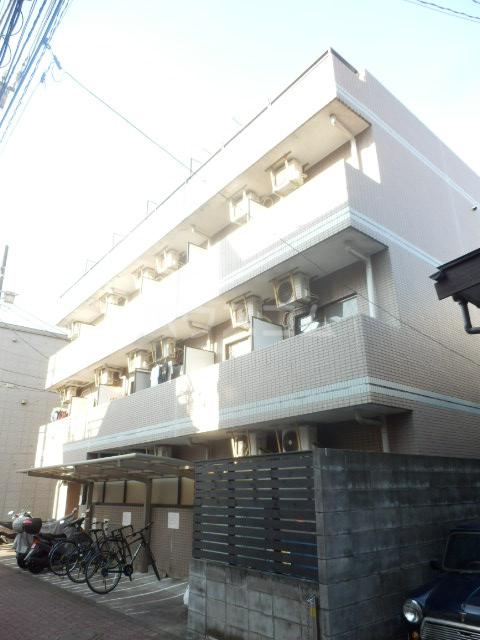 レジデンス蒲田外観写真
