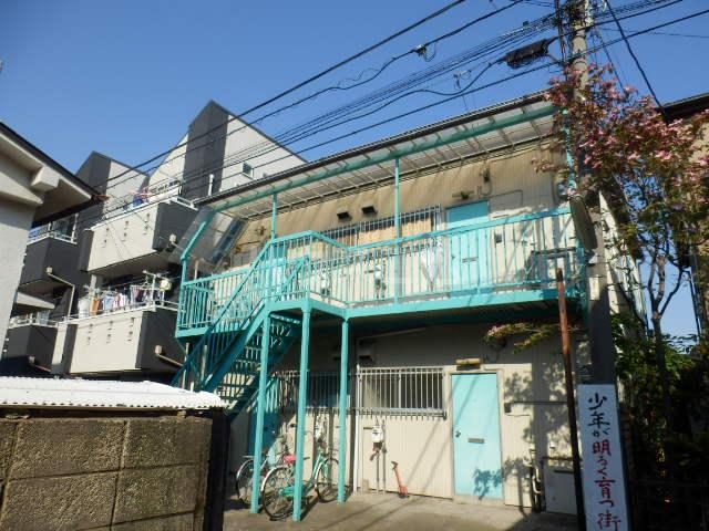 西六郷三井ハウス外観写真