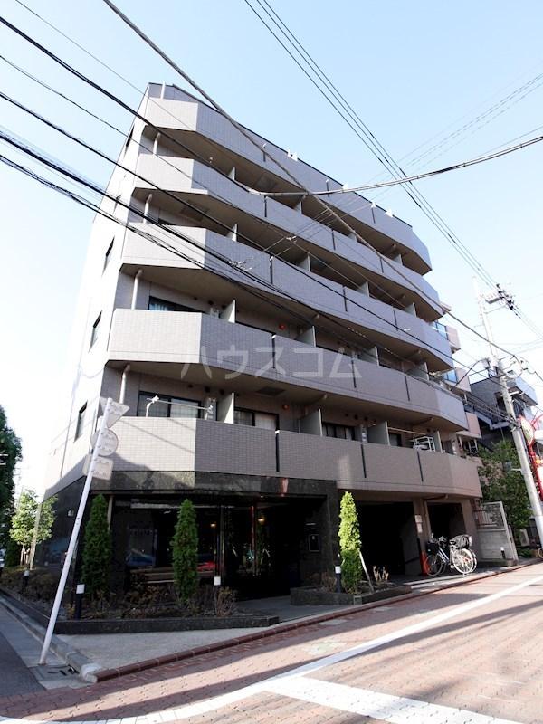 ルーブル東蒲田参番館外観写真