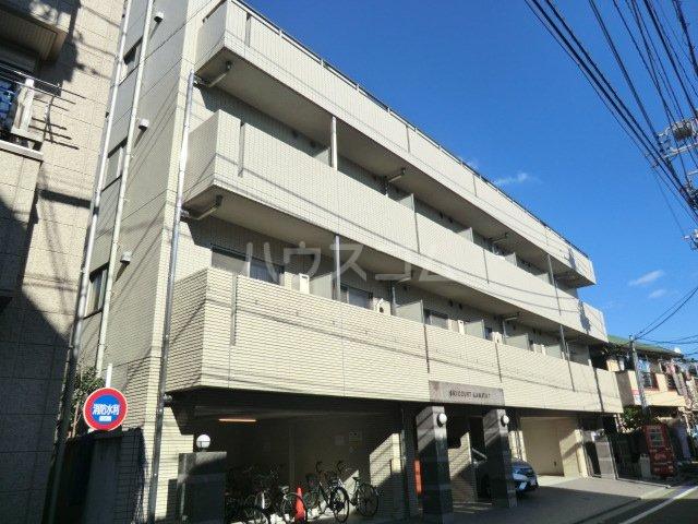 スカイコート蒲田7外観写真