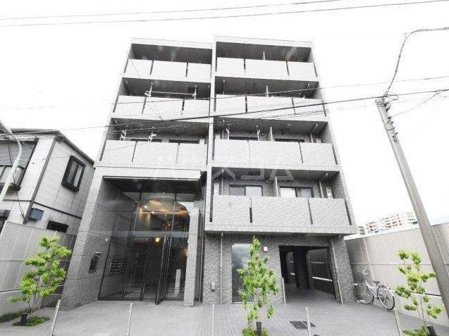 ルーブル東蒲田八番館外観写真