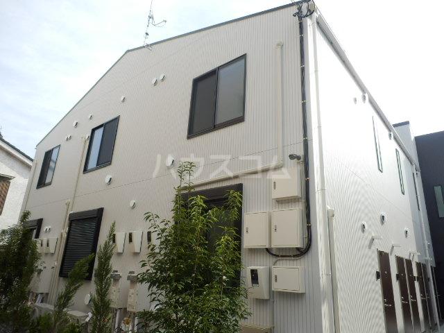 Villa2465(ヴィラ西六郷)外観写真