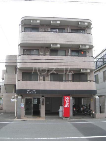 スカイコート蒲田5外観写真
