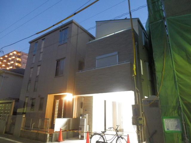 東矢口3-4戸建外観写真