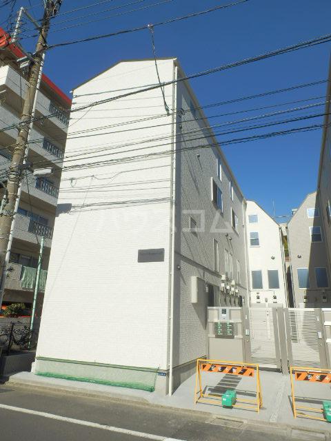 YAGUCHI RESIDENCE D棟外観写真
