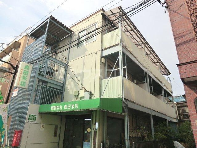 森田コーポ外観写真