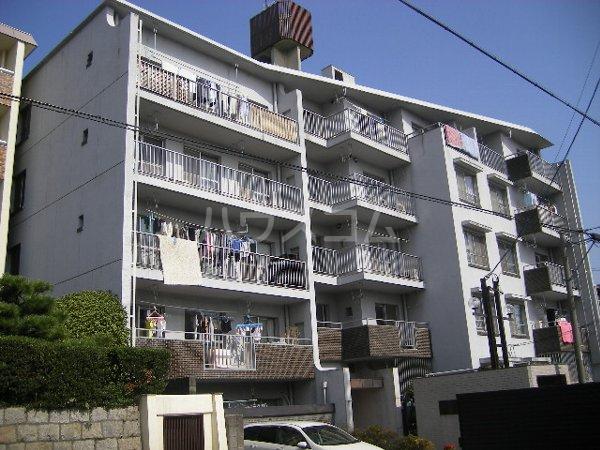 西坂マンション外観写真