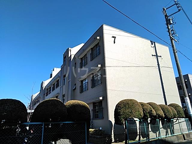 平和が丘住宅7棟外観写真