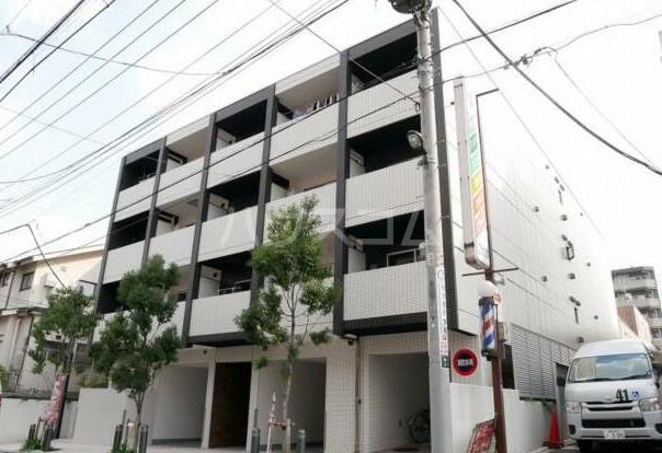 ラフィスタ東武練馬外観写真