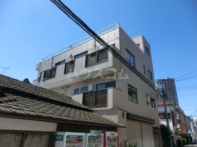 キーストン渋谷外観写真