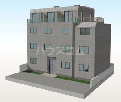 豊島区西池袋四丁目計画外観写真
