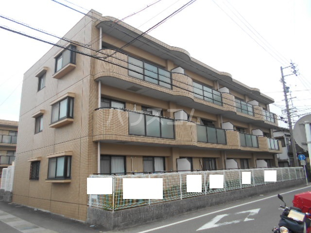 NAマンションⅠ・Ⅱ外観写真