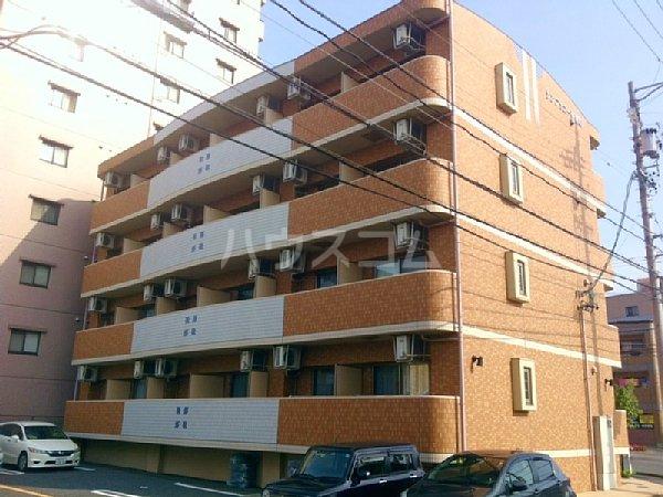 シンフォニー東新町外観写真