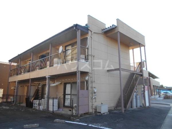 第2横井マンション外観写真