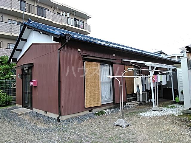 上新町貸家(北西棟)外観写真