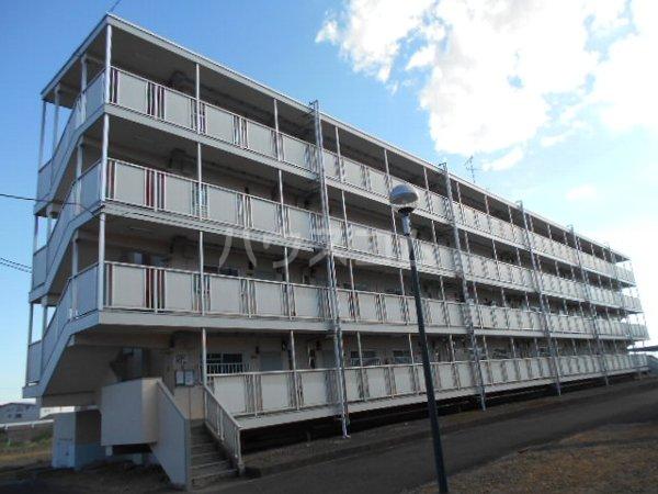 ビレッジハウス塔野地 1号棟外観写真