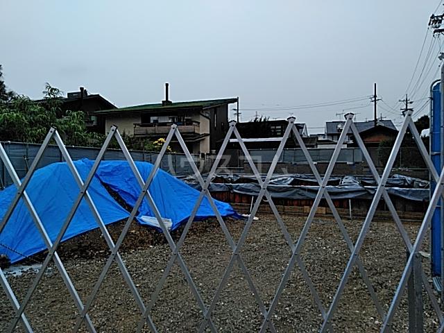 間々本町新築集合住宅外観写真