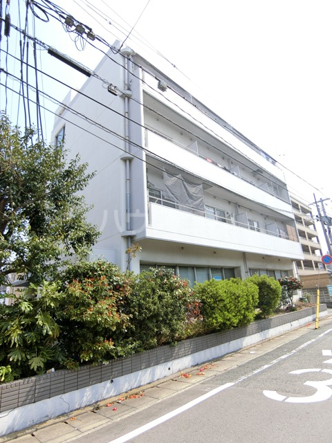 プレスト箱崎外観写真