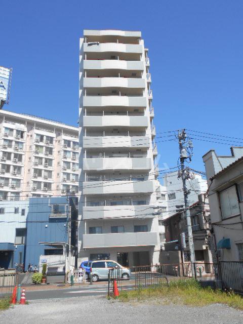 ユリカロゼ西新井駅前外観写真