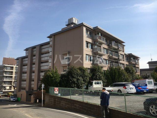 菱興青葉台第2マンションC棟外観写真