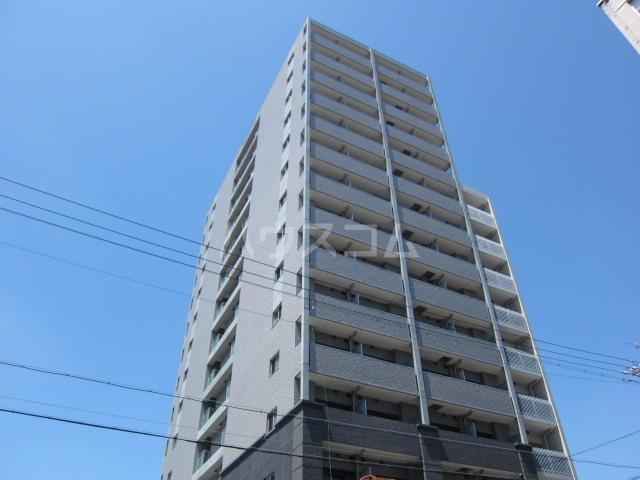UURコート名古屋名駅外観写真