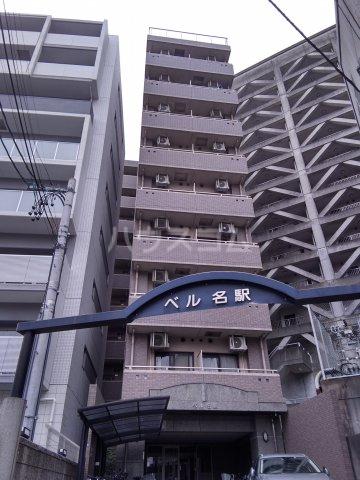 ベル名駅外観写真