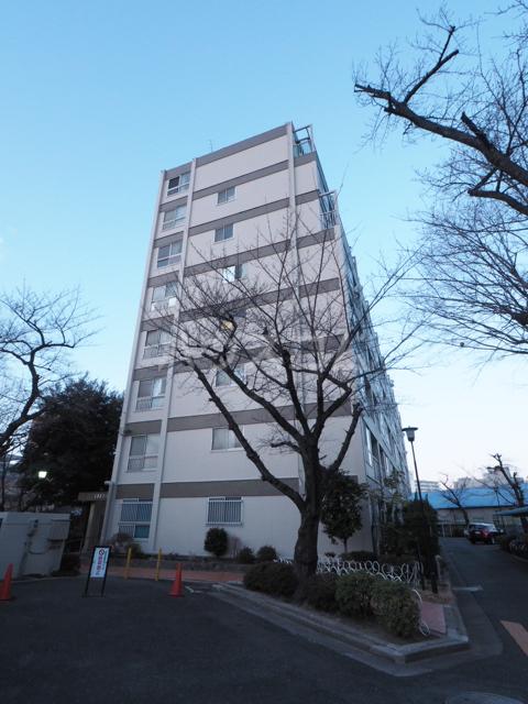 上飯田コーポラス外観写真