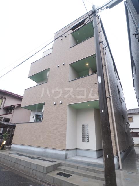 アンフィニ・コート黒川外観写真