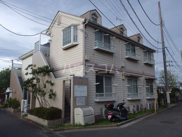 カームハウス高幡外観写真
